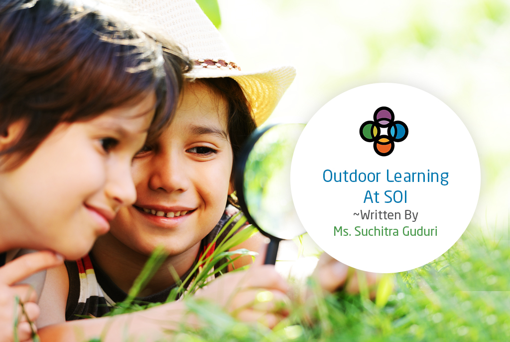 Outdoor Learning at SOI