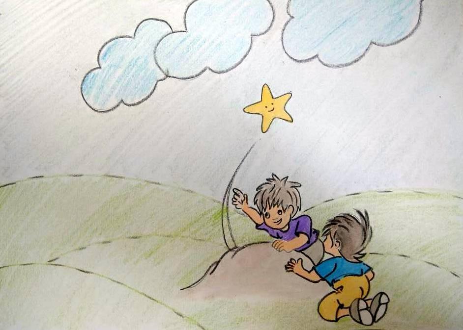 Chidiya Ud with a Star